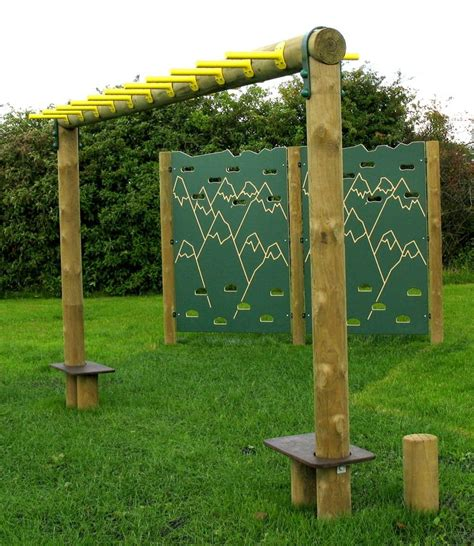 Backyard Monkey Bars by Monkey Bars Outdoor Playspaces
