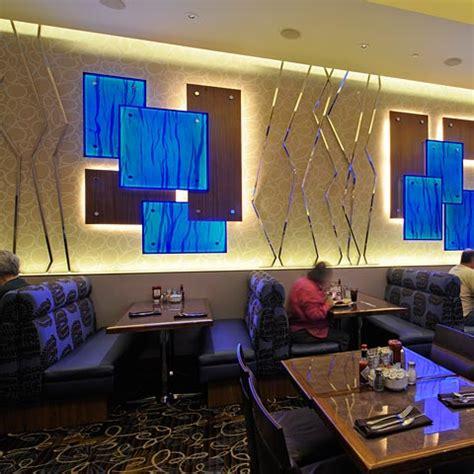 led light panels for backlighting backlighting blue resin restaurant wall led light panel