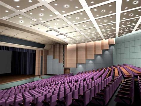 soundproofing wall panels  auditorium acoustic