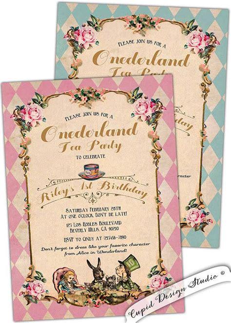 Unbirthday Card Template by In 1st Birthday Invitation Unbirthday Mad