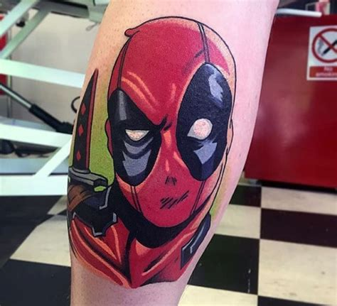 deadpool tattoo ideas 70 deadpool designs for ink ideas