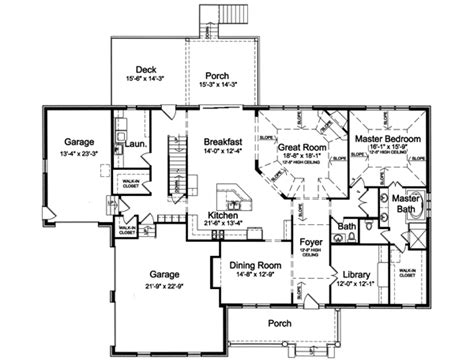 monster home plans traditional style house plans 3595 square foot home 2