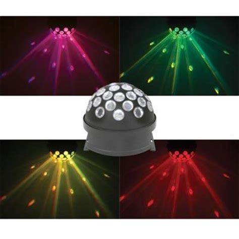 Ceiling Disco Light by Rotating Fireball Light Qtx Led Floor Or Ceiling