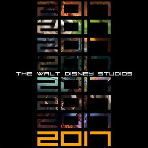 disney film slate 2017 walt disney studios 2017 movie slate