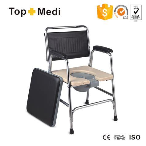 Kursi Roda 3 in 1 commode thl973lah toko kursi roda 3 in 1 melipat baja bedside toilet commode kursi