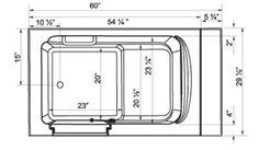 Standard Bathtub Dimensions Inches by Standard Sofa Sizes Search Room For Living