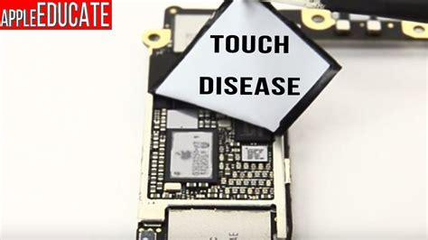 update   fix touch disease   iphone    soldering  bending appleeducate