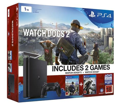 Watchdog Ps4 ps4 slim 1tb dogs 2 bundle ps4 buy now at mighty ape nz