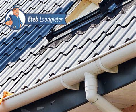 dakgoot repareren almere lekkage aan uw dakgoot wij repareren en herstellen