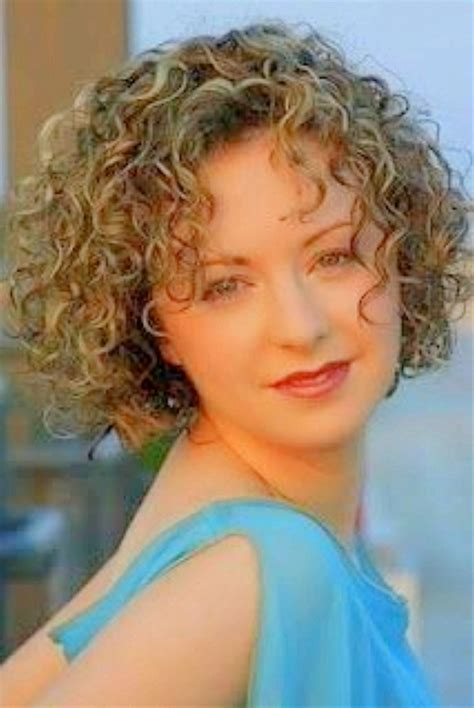 hairstyles for wavy hair wash and wear for women over 50 short brown curly hair with bangs hairs picture gallery