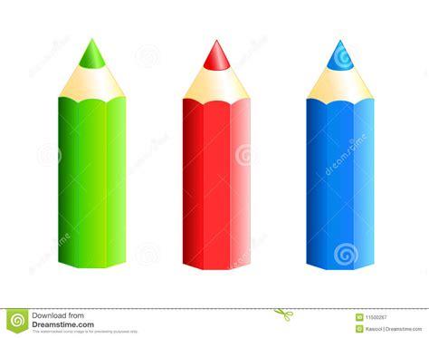 clipart matita matita colorata illustrazione vettoriale illustrazione di
