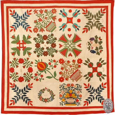 Vintage Look Quilts by 223 Best Images About Antique Baltimore Album Style Quilts