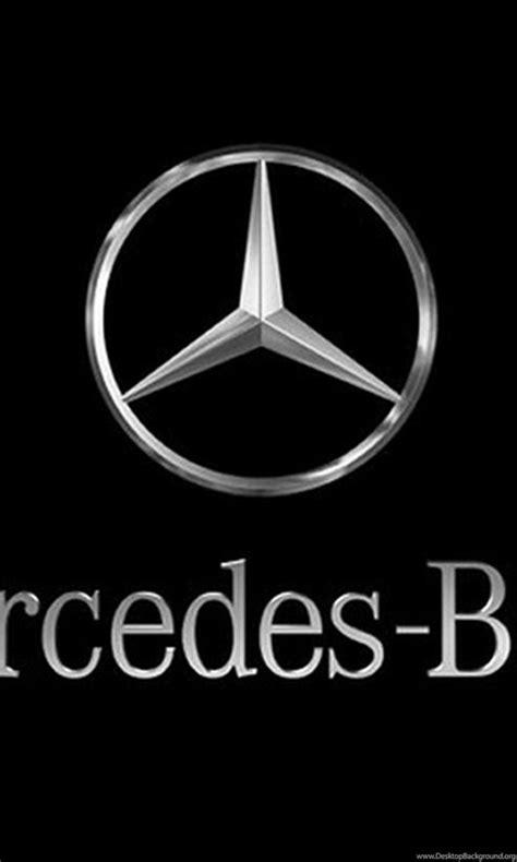 mercedes benz logo wallpapers desktop background