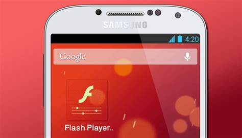 flashplayer apk install adobe flash player on android device