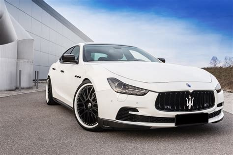 custom maserati ghibli official maserati ghibli by hs motorsport gtspirit