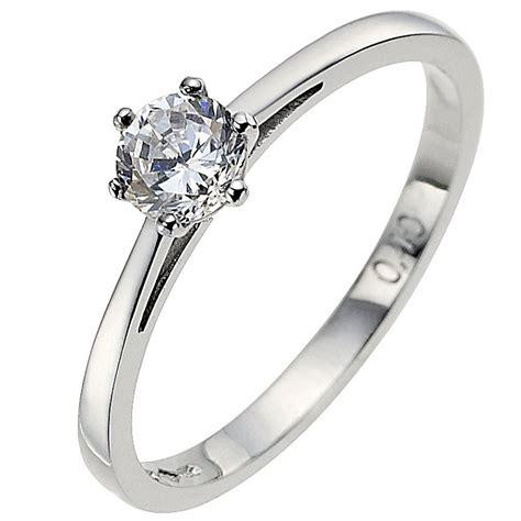 platinum 0 40 carat solitaire ring ernest jones