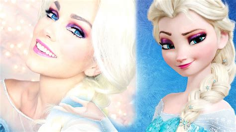 film makeup frozen elsa frozen makeup youtube
