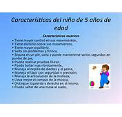 Caracteristicas Preescolares