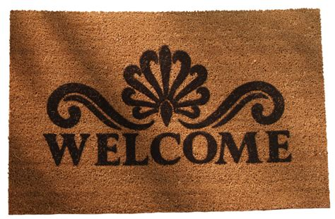 Funny Welcome Mats by Welcome To The Canardvark Bookworm Room