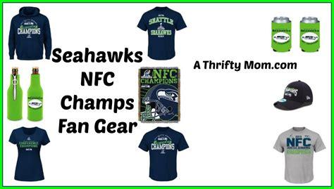 Seahawks Nfc Chs Fan Gear A Thrifty Mom Recipes