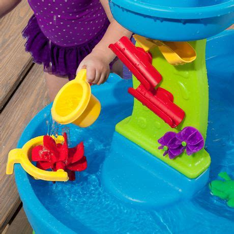 step2 showers splash pond water table step2 showers splash pond water table walmart canada