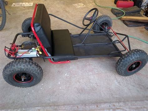 how to build a motor go kart build an electric go kart on a budget with arduino