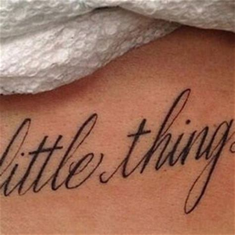tattoo harry styles little things harry styles reportedly gets new tattoo inspired by 1d