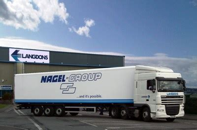 langdons   brand  nagel group motor transport
