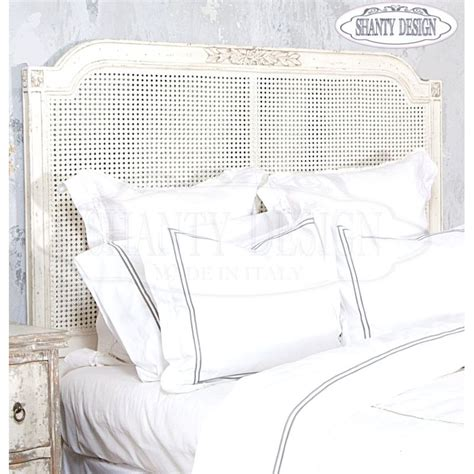 Letto Matrimoniale Shabby Chic by Testata Letto Matrimoniale Shabby Chic Clarissa 2 Letti