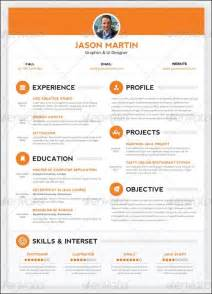 Creative Resume by 30 Amazing Resume Psd Template Showcase Streetsmash
