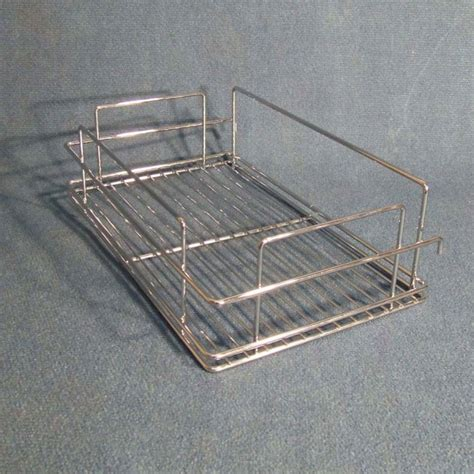 2 x basket suit slide out pantry 200mm wide caravan