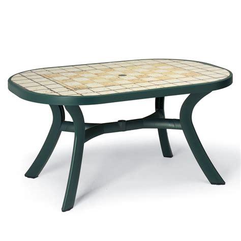 tavoli plastica tavolo giardino plastica tavolo da giardino allungabile