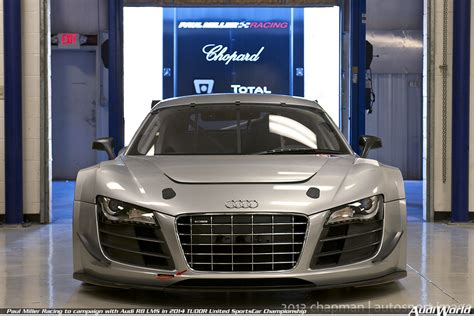 paul miller audi paul miller racing to caign with audi r8 lms in 2014