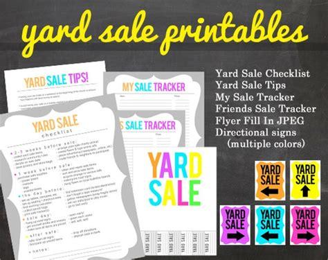 garage sale flyer template vector line stock vector 602169836