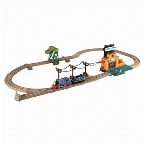 Friends Adventure Series Straights Track Pack tootally power line collapse trackmaster