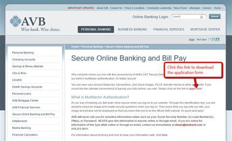 bank avb avb bank banking login cc bank
