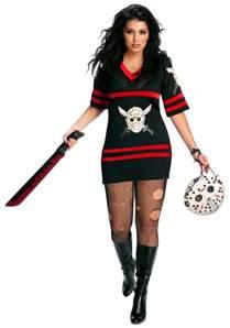 pinterest plus size halloween costumes plus size jason voorhees costume