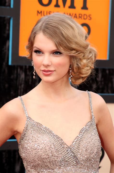 cmt hairstyles taylor swift photos photos 2009 cmt music awards
