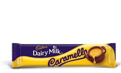 caramell p cadbury products