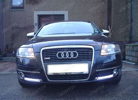 Drl Audi audi a6 style led daytime running lights led day lights