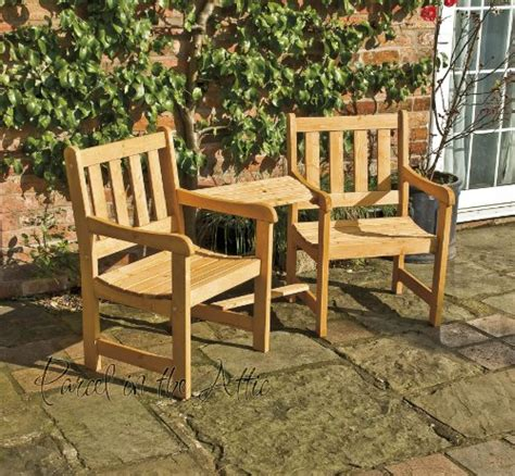 jack and jill bench solidwood garden furniture companion set seat jack jill