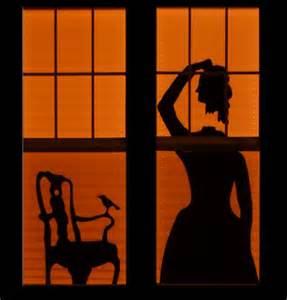 Where To Buy Cool Curtains 26 Creative Halloween Window Decor Ideas Digsdigs