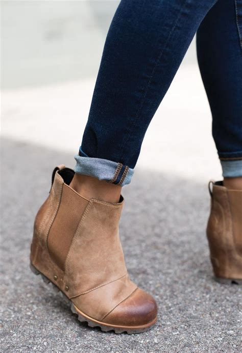 best 25 wedge booties ideas on fall