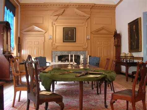 Independence Interior by Independence Historical Facts And Pictures The