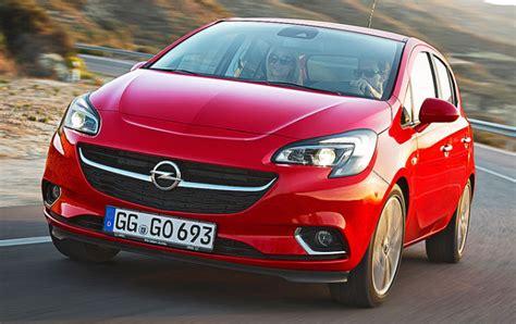 Opel Corsa D Auto Bild by Opel Corsa 2014 Autobild De
