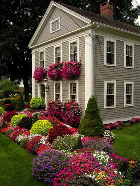home landscapes 30 landscape design ideas shaping up your summer dream