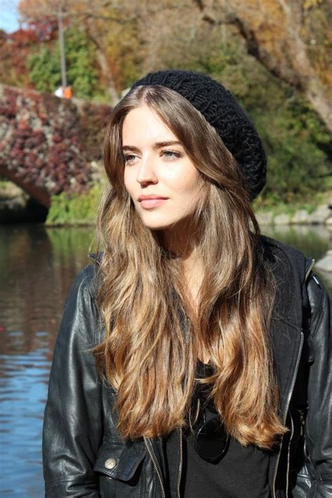 clara alonso hair color m 225 s de 1000 ideas sobre pelo casta 241 o claro en pinterest