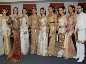 Batik Katun Wanita Sk Ad 04 W trend busana memadukan kebaya modern tradisional