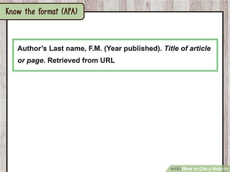 How Do You Cite A Website In An Essay by How To Cite A Website With Sle Citations Wikihow