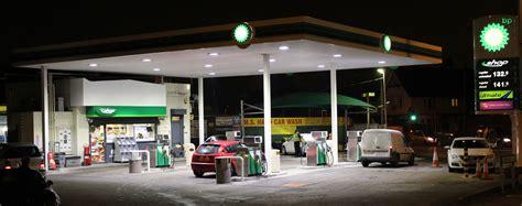 led canopy lights for petrol station led petrol station canopy lighting armadillo lighting